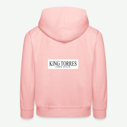 king torres - Sudadera con capucha premium niño