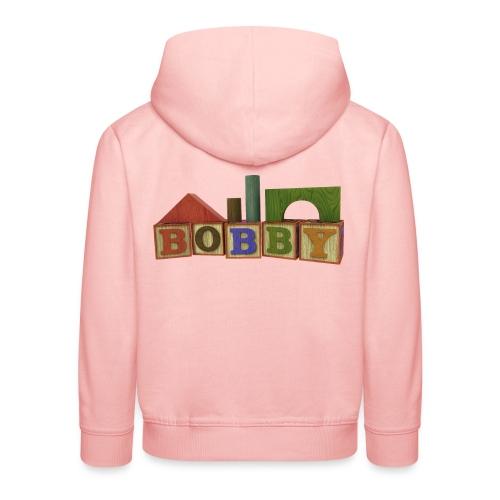 bobby - Kinder Premium Hoodie