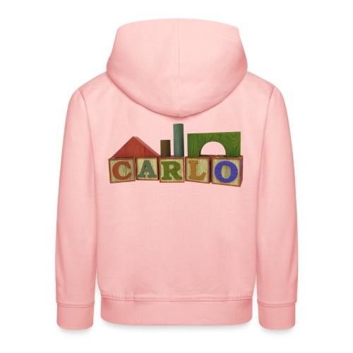Carlo - Kinder Premium Hoodie