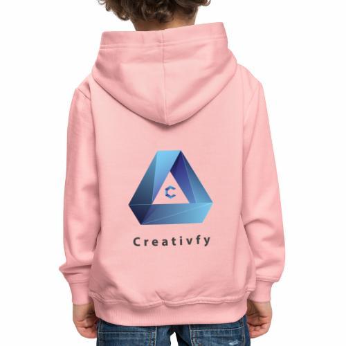 creativfy - Kinder Premium Hoodie