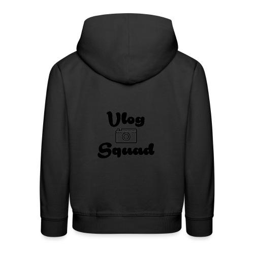 Vlog Squad - Kids' Premium Hoodie