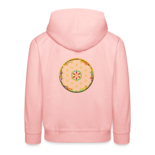 flower of life - Kids' Premium Hoodie