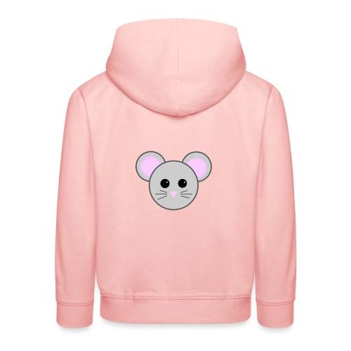 Cutie Mouse - Kids' Premium Hoodie