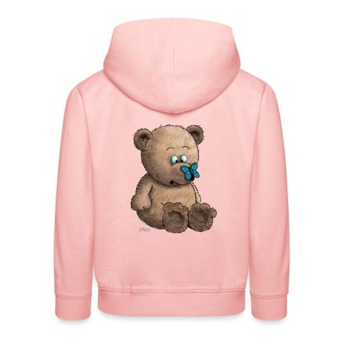 Teddybär - Kinder Premium Hoodie