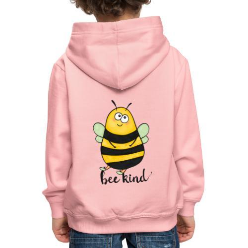 Bee kid - Kids' Premium Hoodie