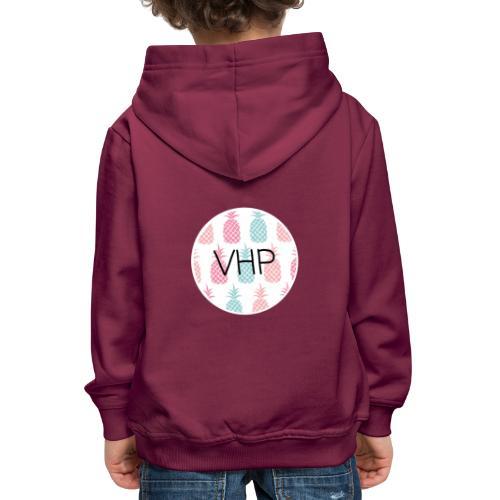 VHP Circle - Premium hættetrøje til børn