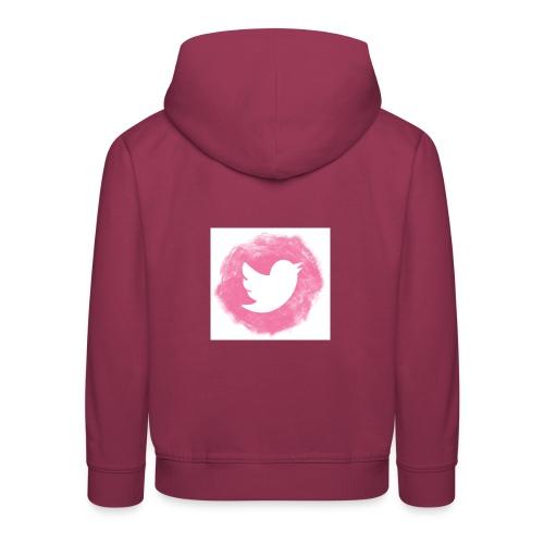 pink twitt - Kids' Premium Hoodie