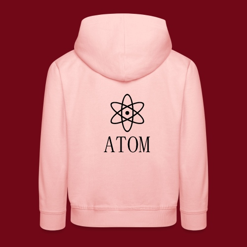 atom - Kinder Premium Hoodie