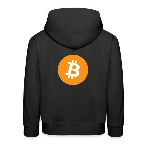 Bitcoin - Kids' Premium Hoodie