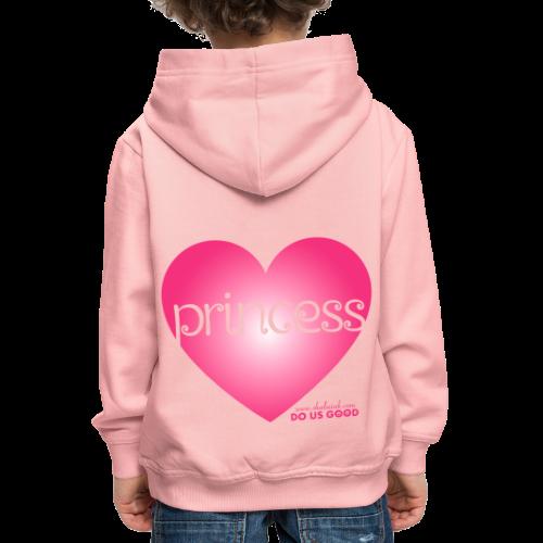 PRINCESS - Lasten premium huppari