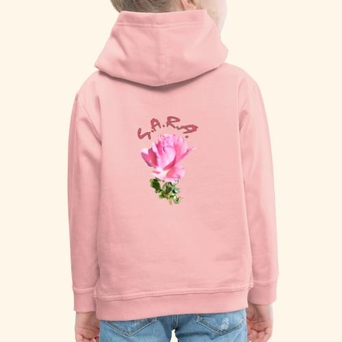 Rose Queen Elisabeth - Kinder Premium Hoodie