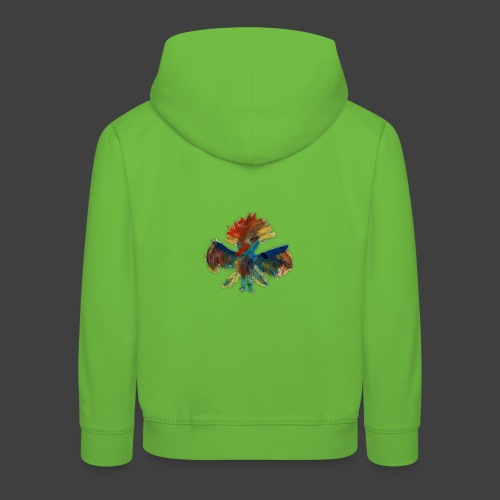 Mayas bird - Kids' Premium Hoodie