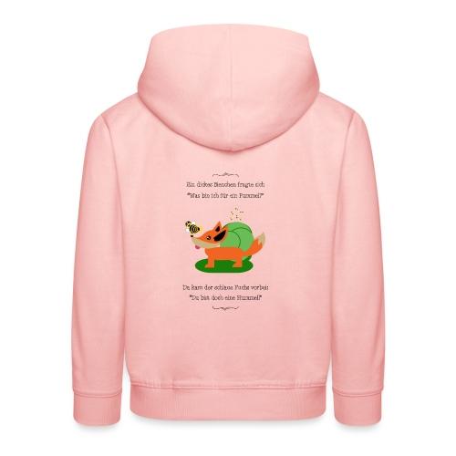 Pummelbiene - Kinder Premium Hoodie