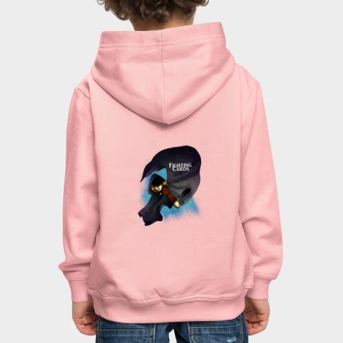 Fighting cards - Rodeur - Pull à capuche Premium Enfant