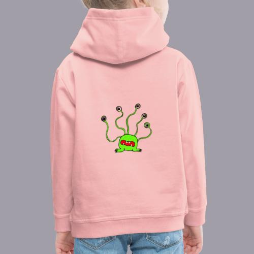 Glubschaugenmonster - Kinder Premium Hoodie