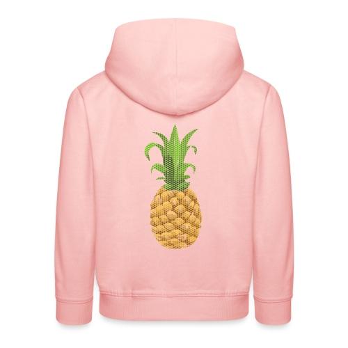 Dots Ananas - Kinder Premium Hoodie