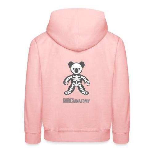 Koko Anatomie - Kinder Premium Hoodie
