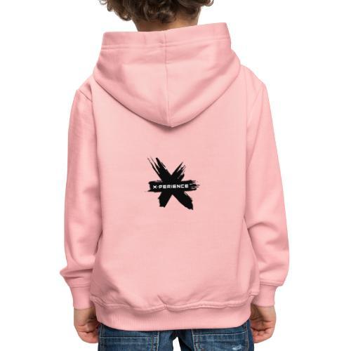 x-perience - Das neue Logo - Kinder Premium Hoodie