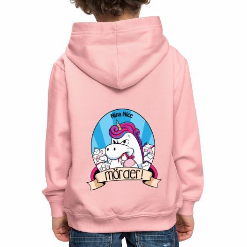 Murder Unicorn - Kinder Premium Hoodie