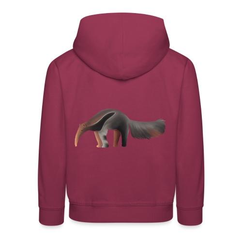 Ameisenbär - Anteater - Kinder Premium Hoodie