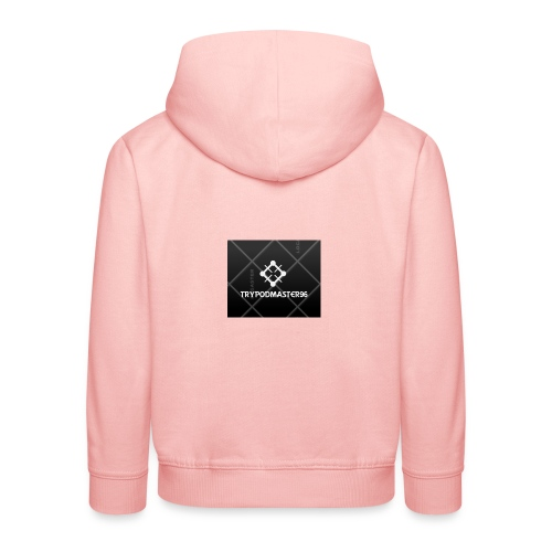 my youtube channle march - Kids' Premium Hoodie