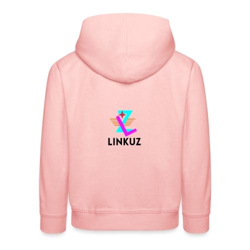 Linkuz - Premium-Luvtröja barn