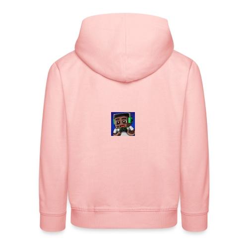 This is the official ItsLarssonOMG merchandise. - Kids' Premium Hoodie