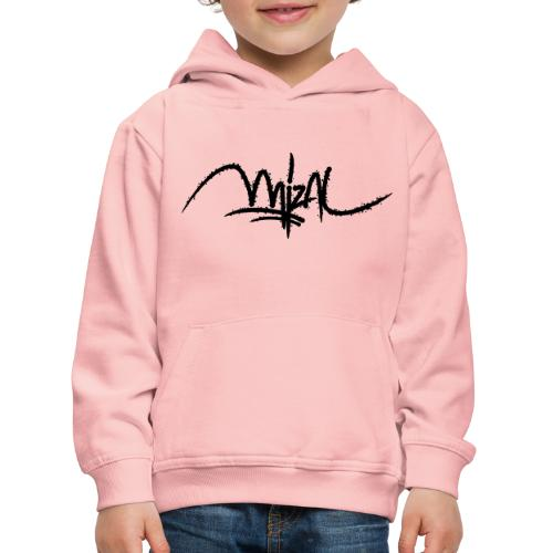 MizAl 2K18 - Bluza dziecięca z kapturem Premium