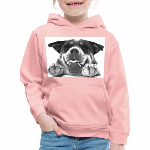 Aisha - Sudadera con capucha premium niño