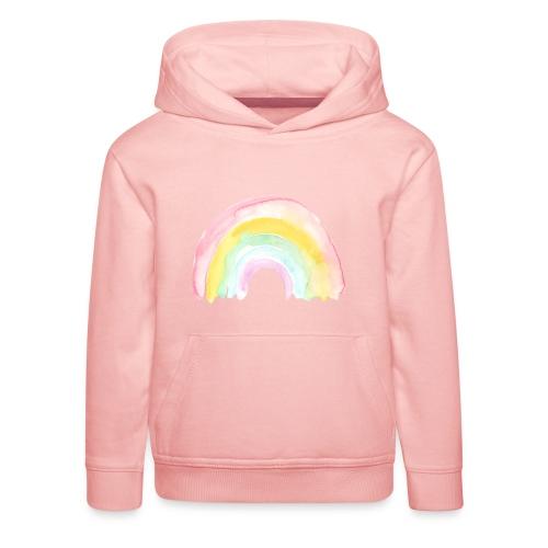 Pastell Rainbow - Kinder Premium Hoodie