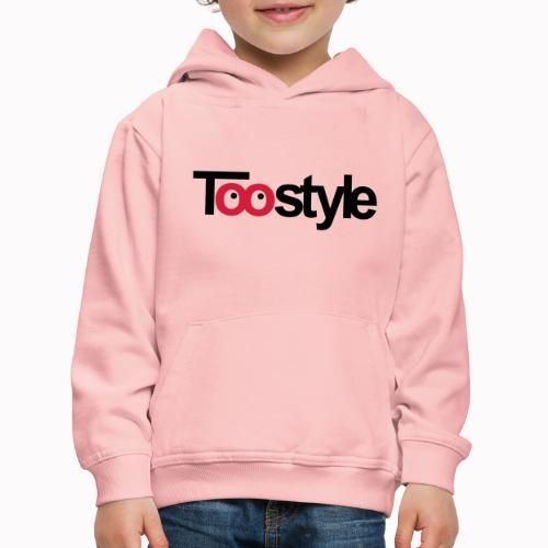 toostyle - Felpa con cappuccio Premium per bambini