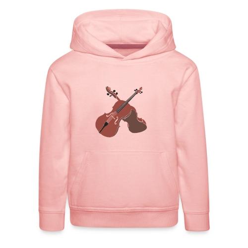 Cello - Kids' Premium Hoodie