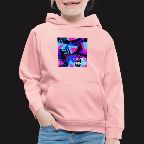 Sencillo Galaxia Infinita - Sudadera con capucha premium niño