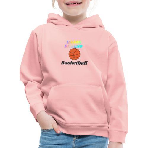 basketball para bajar de peso - Sudadera con capucha premium niño