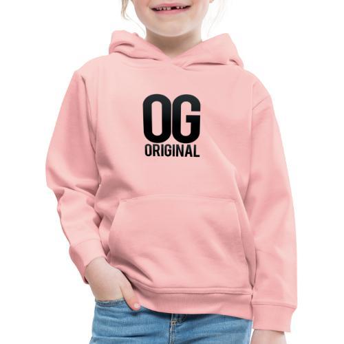 OG as original - Kids' Premium Hoodie