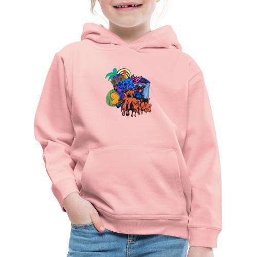 Freinds - Premium hættetrøje til børn