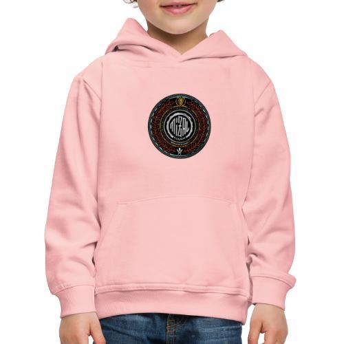 MizAl Blason - Bluza dziecięca z kapturem Premium