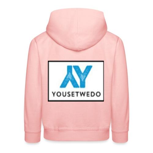 Yousetwedo - Kids' Premium Hoodie