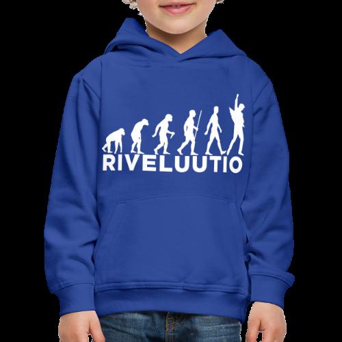 Riveluutio - Lasten premium huppari
