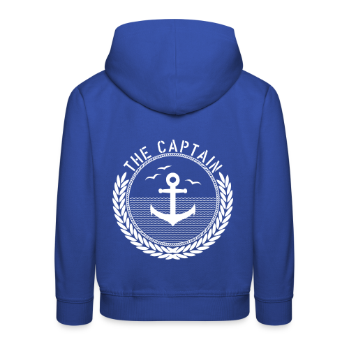 The Captain - Anchor - Kinder Premium Hoodie
