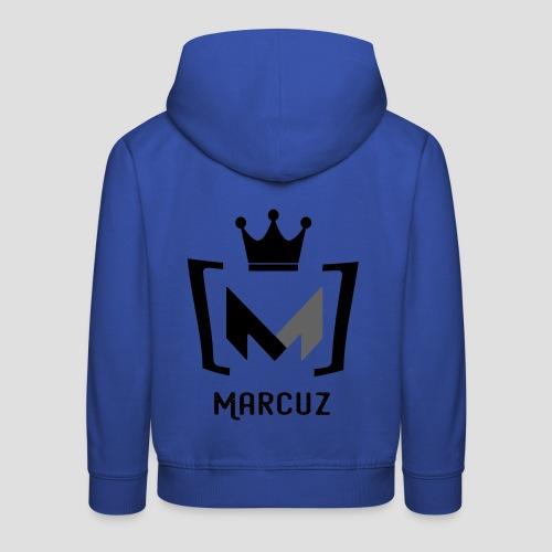 Marcuz - Kinderen trui Premium met capuchon
