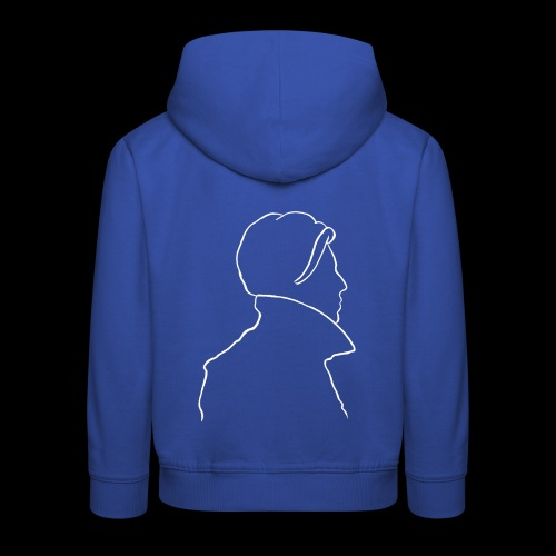 David Bowie Low (white) - Kids' Premium Hoodie