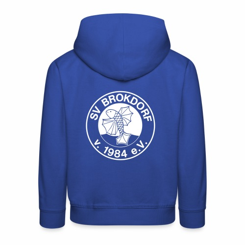 Bekleidung mit SVB Vereins-Logo - Kinder Premium Hoodie