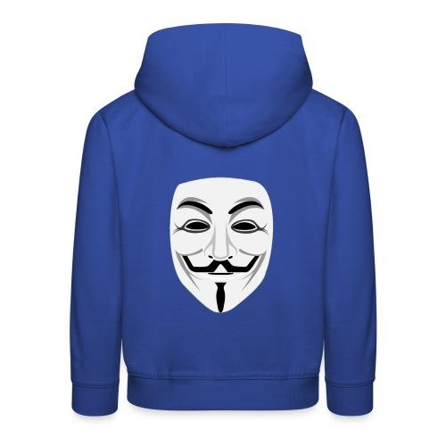Anonymous - Kids' Premium Hoodie