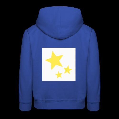 Dazzle Zazzle Stars - Kids' Premium Hoodie