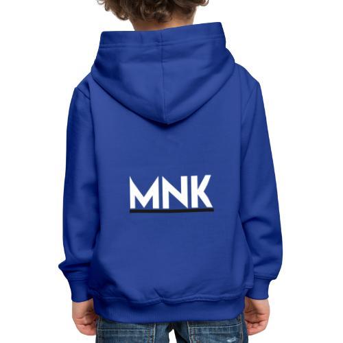 MNK - Kinderen trui Premium met capuchon