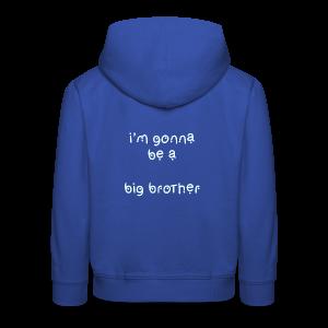 bigbrother Collection - Premium Barne-hettegenser