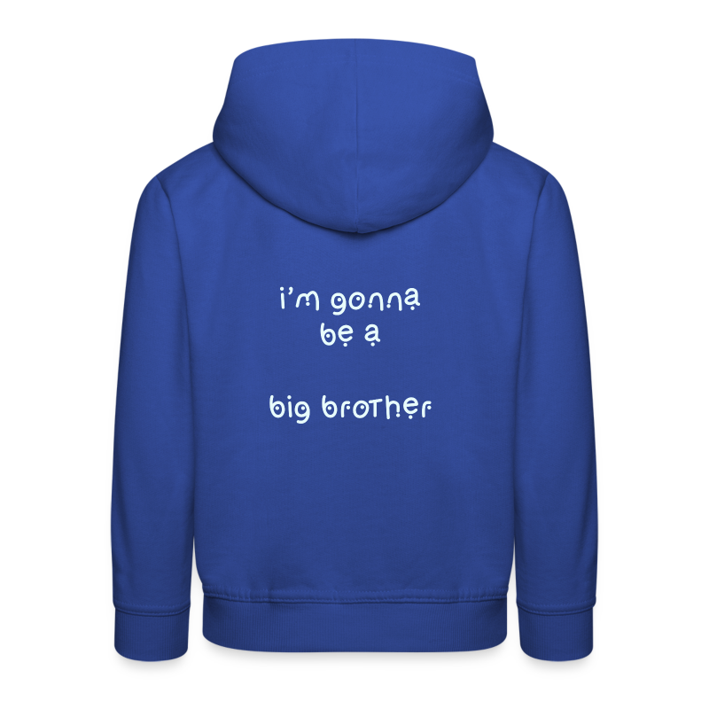 bigbrother Collection - Premium Barne-hettegenser