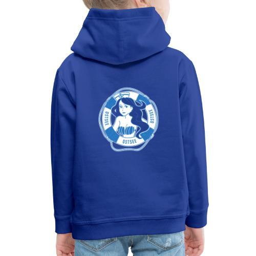 Ostsee-Nixe - Kinder Premium Hoodie