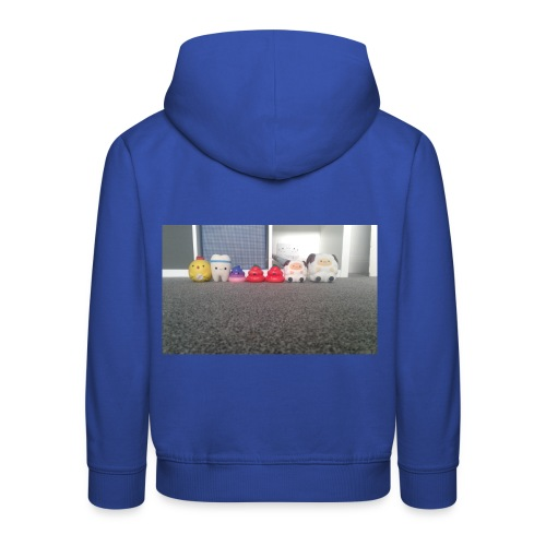 Squishys film merch - Kids' Premium Hoodie
